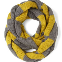 So Taffy Together Scarf in Lemon | Mod Retro Vintage Scarves | ModCloth.com