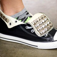 Studded Converse on eBay!