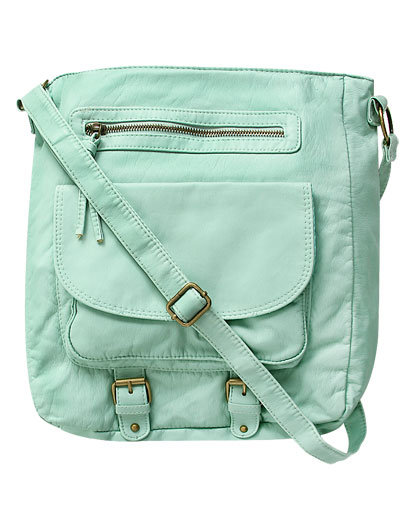 Bucket Buckle Crossbody Bag | Shop Junior Clothing at Wet Seal