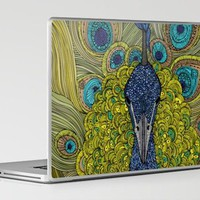 Mr. Pavo Real Laptop & iPad Skin by Valentina Ramos | Society6