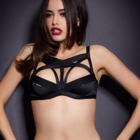 View All Lingerie by Agent Provocateur - Whitney Bra