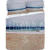 DENY Designs Home Accessories | Leah Flores Lets Run Away III Sheet Set