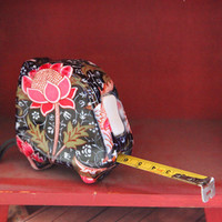 wayfield reds floral tape measure by William Morris - $9.99 : ShopRuche.com, Vintage Inspired Clothing, Affordable Clothes, Eco friendly Fashion