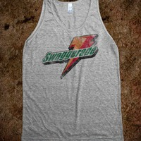 Swaggerade (vintage tank top) - Fun, Funny, & Popular