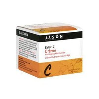 JASON Ester-C Creme Anti-Aging Cream Moisturizer 2 oz
