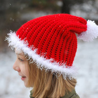 Children's Over-sized Santa Hat-50% to adoption fund