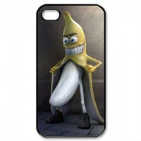 Evil banana iphone4/4s case by iphone5vip