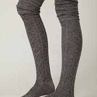 Free People Vintage Sweater Tall Sock