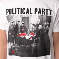 Riot Society Political Party Tee