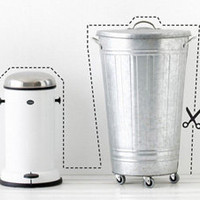 Sewing Kit Wall Sticker by Ferm Living [GS-fermsewk] - &amp;#36;59.00 - GSelect - Gifts for Men. Unique, Cool Gift Ideas and Presents