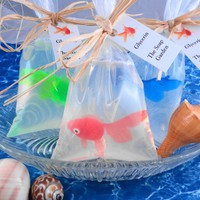 Soap  Goldfish in a Bag  Soap  All Natural Glycerin by SoapGarden