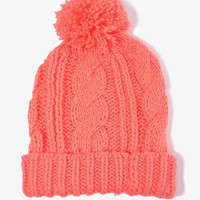 Purl Knit Beanie