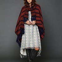 Free People Trekker Poncho