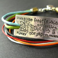 'What's in a Name' Bracelet | Spiffing Jewelry