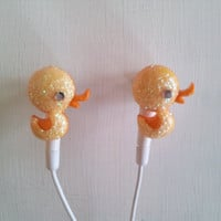 Little Yellow Duckie Earbuds