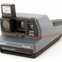 Polaroid Impulse AF Camera for 600 Film Tested Working by ion9