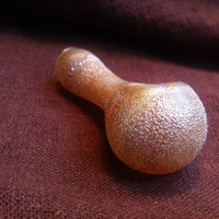 Gold Sparkle Pipe