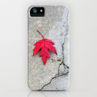 Urban Autumn iPhone Case by Samantha Pugsley | Society6