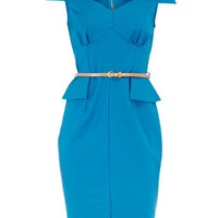 Turquoise sweetheart dress - Sale & Offers