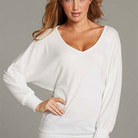 V-Neck Dolman
