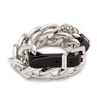 Michael Kors Double Wrap Link Bracelet | SHOPBOP