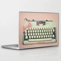 Love Letter Laptop &amp; iPad Skin by Cassia Beck | Society6
