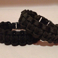 Shop-Savage — Mens Paracord Bracelet