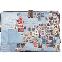 Paul Smith Stamp Print 15 Inch Laptop Case | MR PORTER