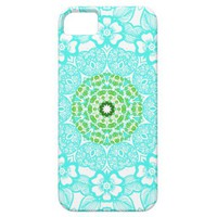 Abstract pattern mandala iphone 5 cases from Zazzle.com