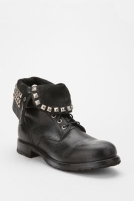 UrbanOutfitters.com > Frye Rogan Studded Lace-Up Boot