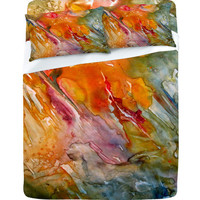 DENY Designs Home Accessories | Rosie Brown Abstract 3 Sheet Set