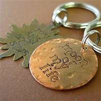 Drogo & Dany Key Chain Set - Spiffing Jewelry