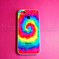 Iphone 5 Case, colorful swirly pattern iPhone 5 Cover, iPhone 5 Cases, Case for iPhone 5