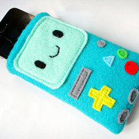 BMO iPhone Case / Cozy / Sleeve / Cover