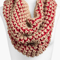 BP. Two Tone Chunky Knit Circle Scarf | Nordstrom