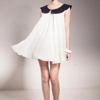 pioggia di stelle dress