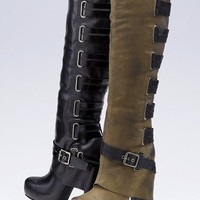 Back Multi-strap Boot - Jessica Simpson?- - Victoria's Secret