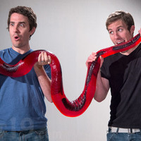 The 26-Pound Edible Gummy Python: 36,720 delicious calories