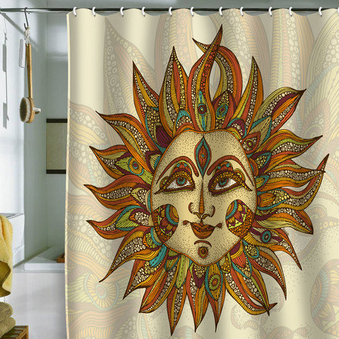 Valentina Ramos Helios Shower Curtain From Deny Designs My