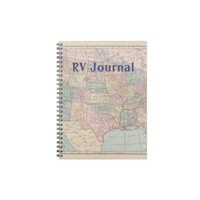 RV Journal from Zazzle.com