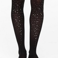 Pretty Polly Embellished Sparkle Tight