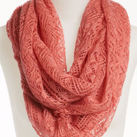 BP. Pointelle Infinity Scarf | Nordstrom
