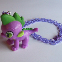 My Little Pony Spike Necklace