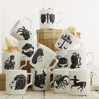 Zodiac Mugs | west elm