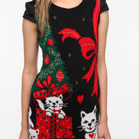 Urban Renewal Holiday Sweater Dress