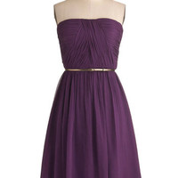 Time of My Life Dress in Mulberry | Mod Retro Vintage Dresses | ModCloth.com