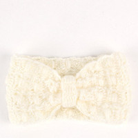 Kirra Wide Knot Headwrap at PacSun.com
