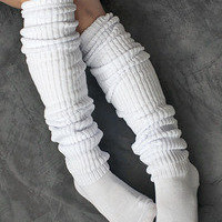 Socks  Socks  Schoolgirl Long Socks  Sock Dreams