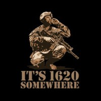 T-Shirt Hell :: Shirts :: IT'S 1620 SOMEWHERE