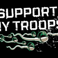 T-Shirt Hell :: Shirts :: SUPPORT MY TROOPS